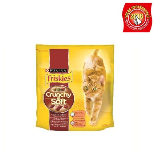 Friskies CRUNCHY & SOFT
