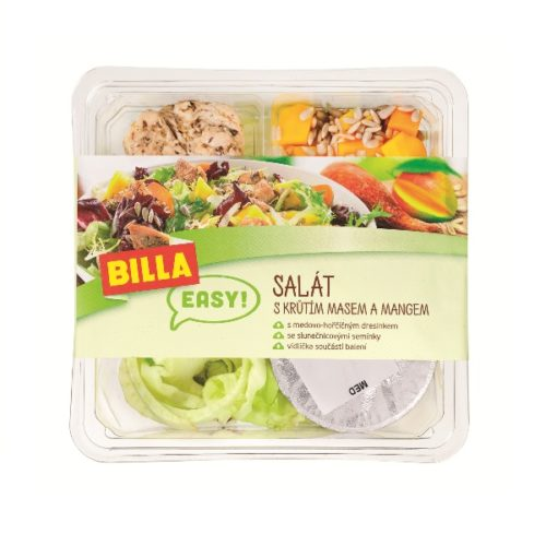 BILLA Easy Saláty