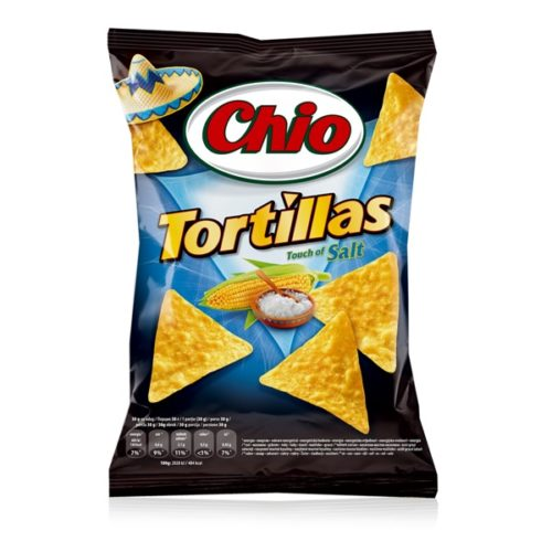 Chio Tortillas a Chio Dips