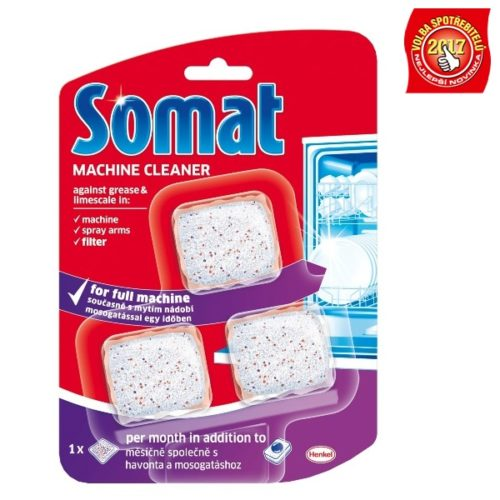 Somat čistič myčky nádobí v tabletách