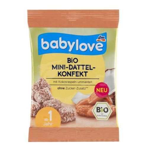 babylove datlové konfety