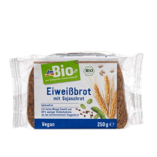 dmBio bílkovinový chléb