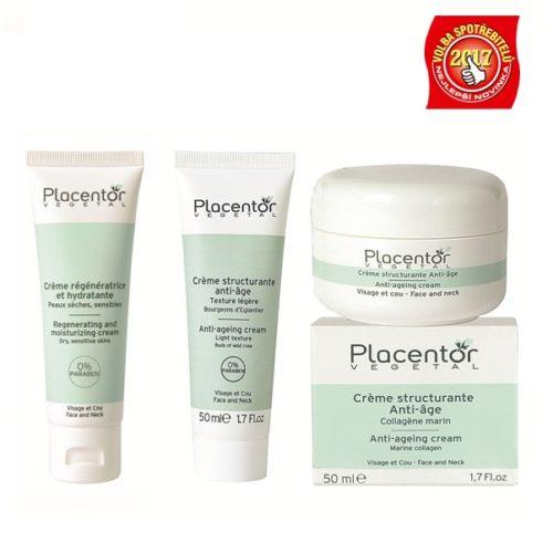 Placentor Vegetal s rostlinnou placentou