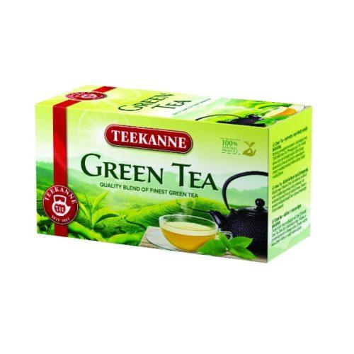 Zelený čaj Teekanne