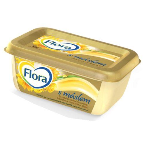 Flora s máslem