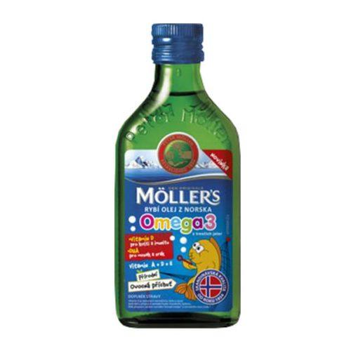 Möller's rybí olej z tresčích jater