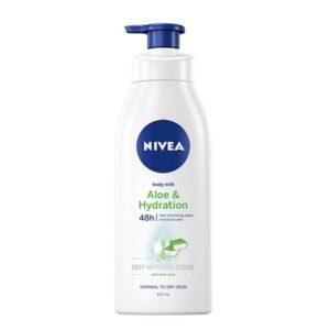 Nivea tělové mléko Aloe & Hydration
