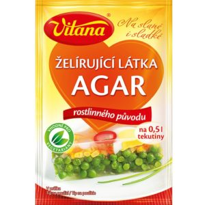 Vitana Želírující látka Agar