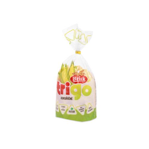 Trigo Pufované cereální trojhránky kukuřičné 110 g