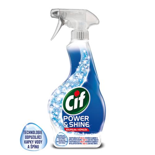 Cif Power&Shine Koupelna