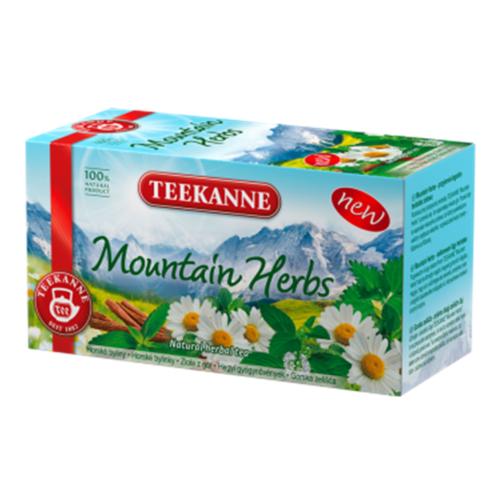Teekanne Mountain Herbs