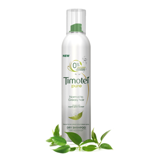 Suchý šampon Timotei Čistota
