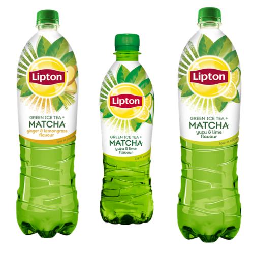 Lipton Matcha Ice Tea
