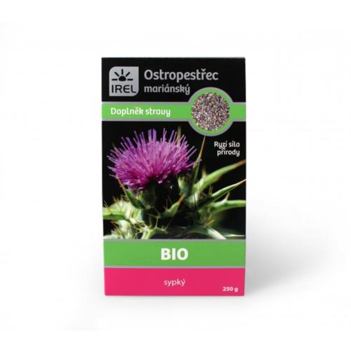 Irel Ostropestřec – Bio sypký