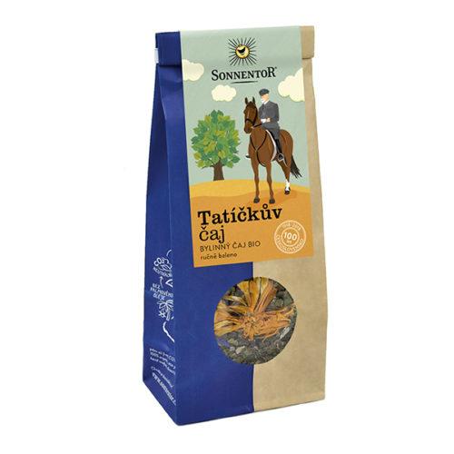 Tatíčkův čaj bylinný sypaný bio 50 g