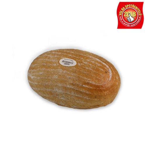 Karlova koruna Chléb pšenično-žitný