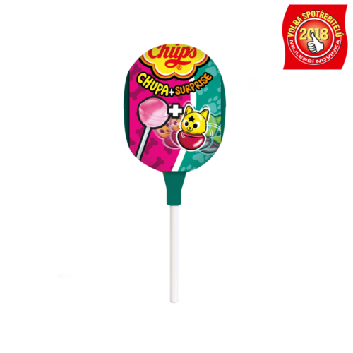 Chupa Chups Surprise Dogs & Cats