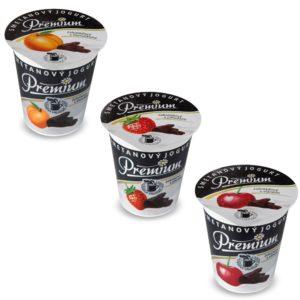 Smetanový jogurt PREMIUM čokoládový