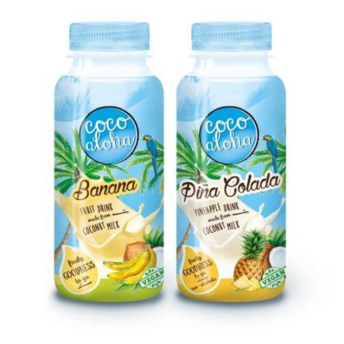 Coco Aloha – Kokosové drinky s ovocem