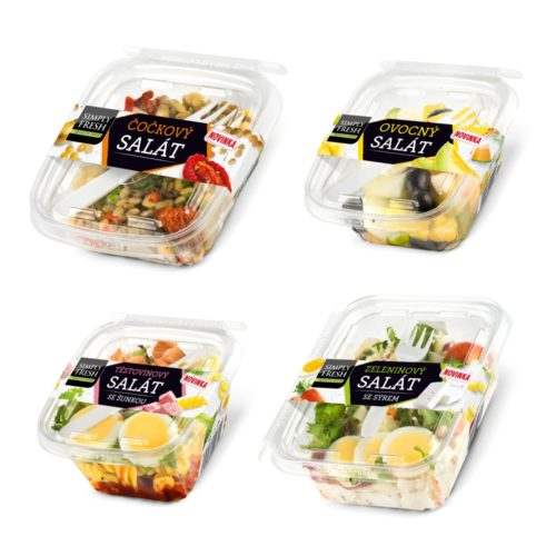Simply Fresh Saláty