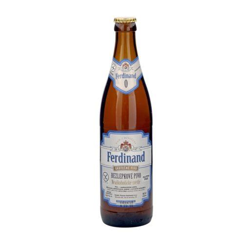 Ferdinand – Bezlepkové nealkoholické pivo