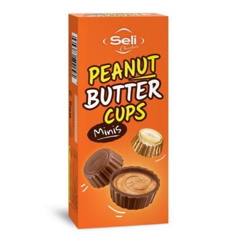 Peanut Butter cups minis 65g