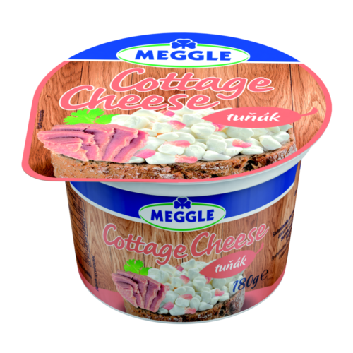 Meggle Cottage Cheese Tuňák