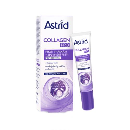Astrid Collagen Pro – oční krém