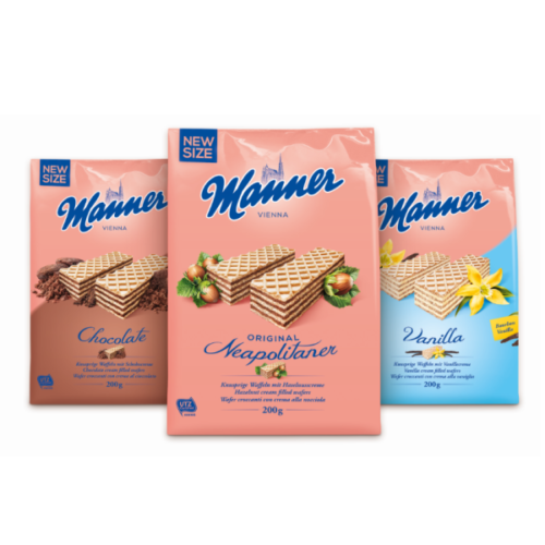 Manner oplatky 200 g