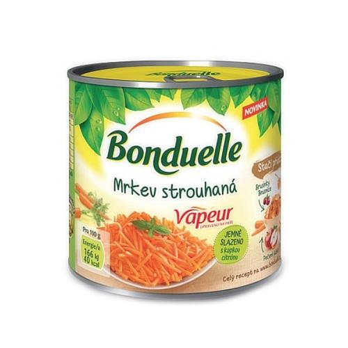 Bonduelle Vapeur Mrkev strouhaná