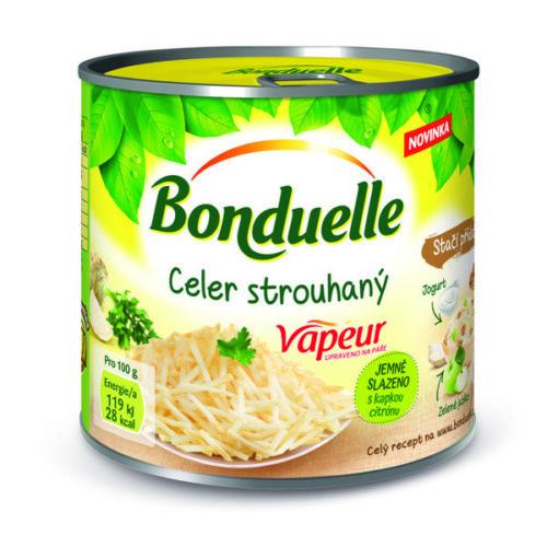 Bonduelle Strouhaný celer Vapeur