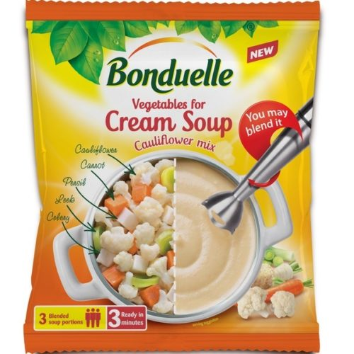 Bonduelle Květáková polévková směs