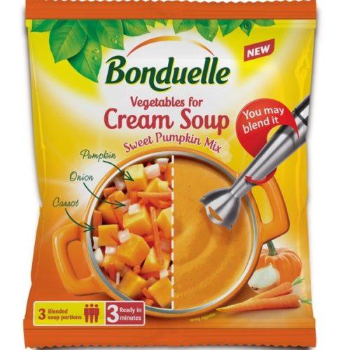 Bonduelle Dýňová polévková směs