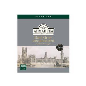 Černý čaj Earl Grey Decaffeinated