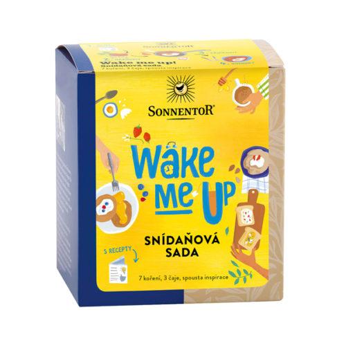Wake me up! snídaňová sada bio