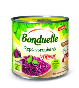 Bonduelle Vapeur Řepa strouhaná