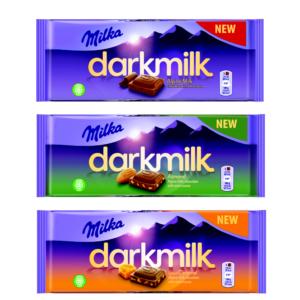 Milka dark milk
