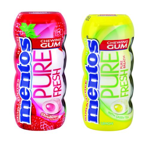 Mentos Pure Fresh Fruit žvýkačky