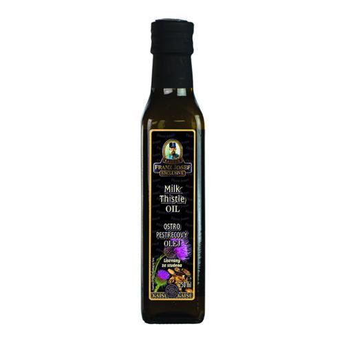 Ostropestřecový olej 250ml