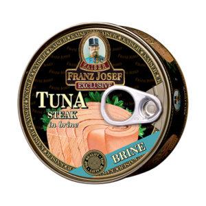 Tuňák steak ve vlastní šťávě 170g