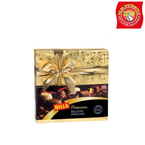 BILLA Premium Belgické pralinky