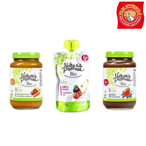 Nature´s Promise Bio baby food