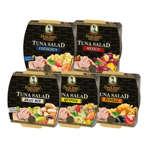 Tuňákový salát 160 g