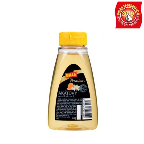 BILLA Premium Akátový med