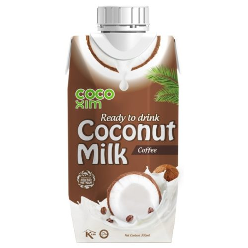 COCOXIM kokosový nápoj káva 330 ml