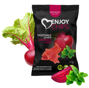 Enjoy Chips – revoluční produkt na trhu se snacky!
