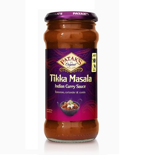 Patak´s Tikka Masala indická kari omáčka