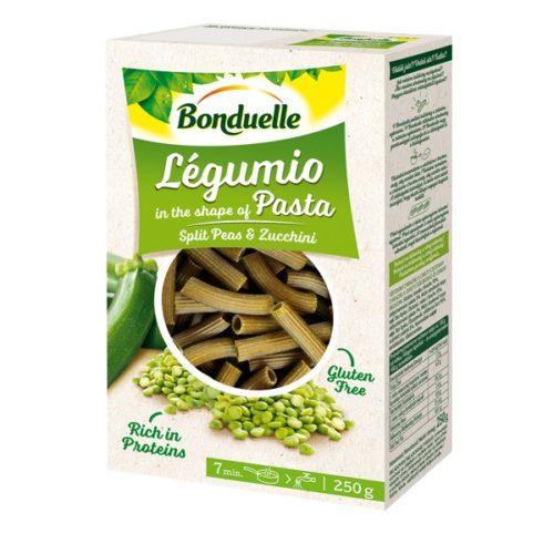 Bonduelle Légumio Rigatoni z hrachu a cukety