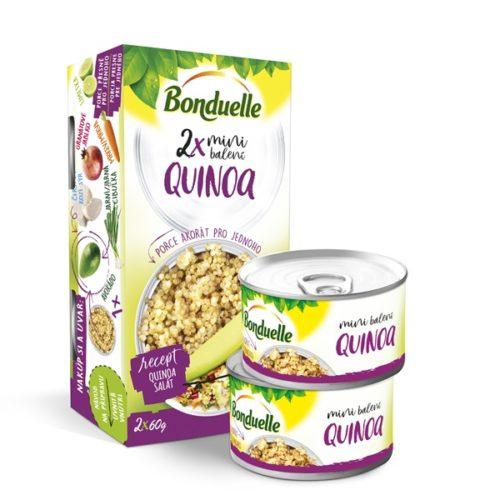 Bonduelle 2x MINI balení Quinoa