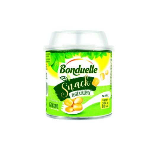 Bonduelle Corn snack – zlatá kukuřice
